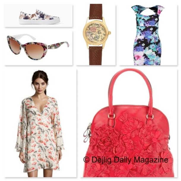 Floral Shoplist
