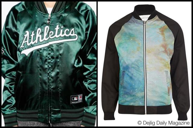 Baseball Jacket combi 1